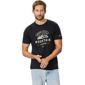 super.natural Graphic t-shirt Heren zwart